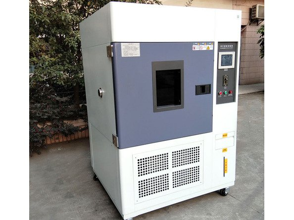 河北铝材厂指定购买助蓝氙灯老化试验箱